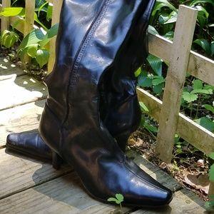 Liz Claiborne knee high boots